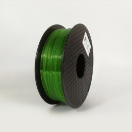 PLA Hello3d Transparent Green