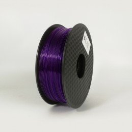 PLA Hello3d Transparent Purple