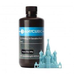 Resina UV Anycubic Aqua Blue
