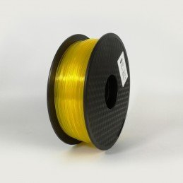 PLA Hello3d Transparent Yellow