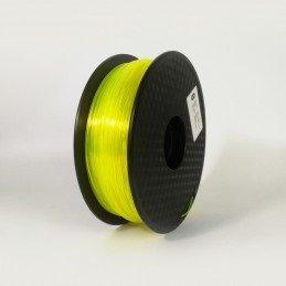 PLA Hello3d Fluorescent Yellow