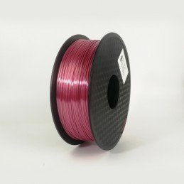 PLA Hello3d Silk Wine Red