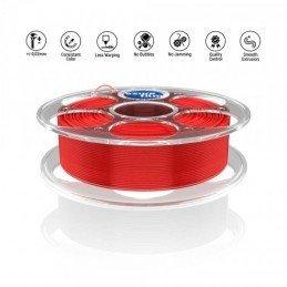 PETG Azure Red Transparent