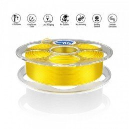 PLA Azure Yellow Transparent