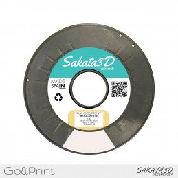 PLA Sakata Go&Print White